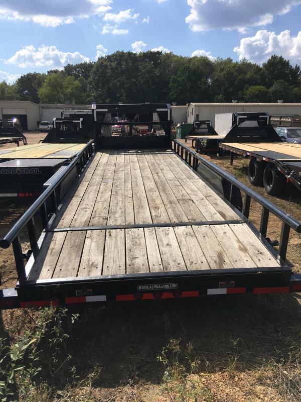 2017 Load Trail 2017 Load Trail 83 X 24 Gooseneck Carhauler Utility Trailer