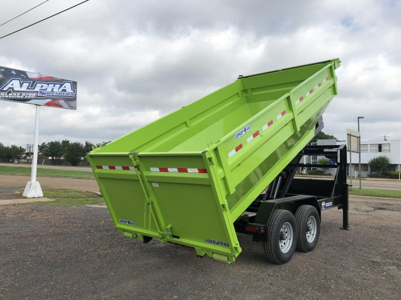 "2019 Load Trail 83"" x 14' Gooseneck Drop-N-Go FRAME ONLY"