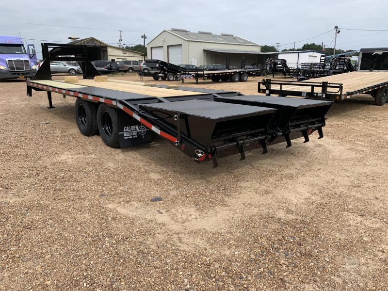 2019 Caliber Trailer Mfg GH825MST Equipment Trailer