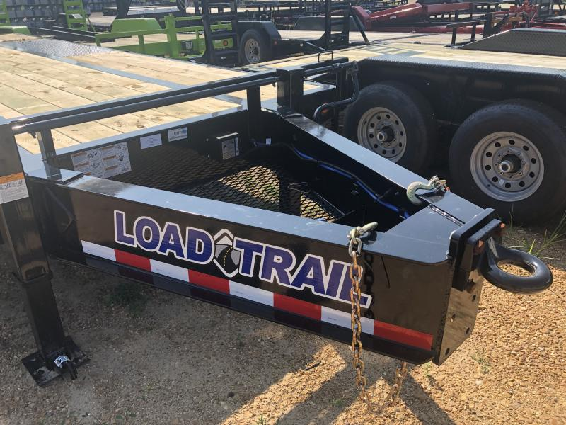 "2019 Load Trail 102"" x 20' Low-Pro Deckover Equipment Trailer 22k GVWR"