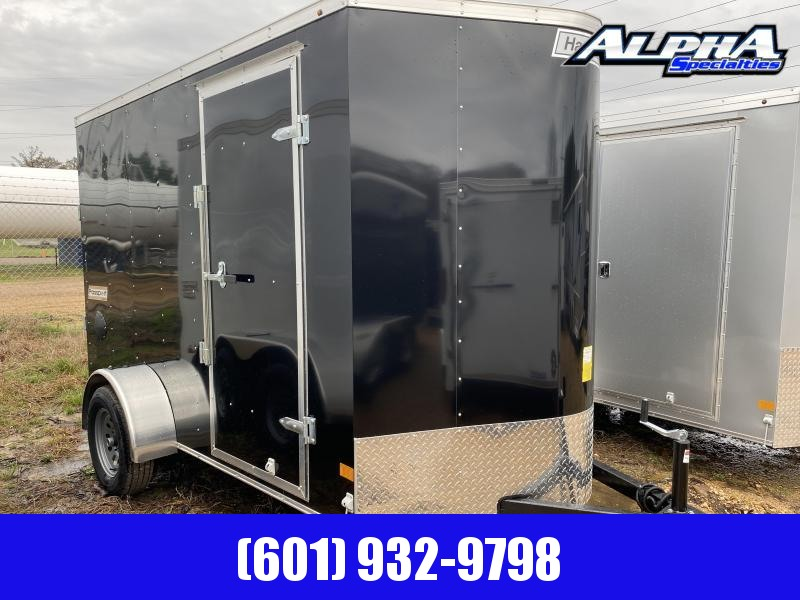 2020 Haulmark 6' x 10' Passport PP610S2 Enclosed Cargo Trailer 3K GVWR