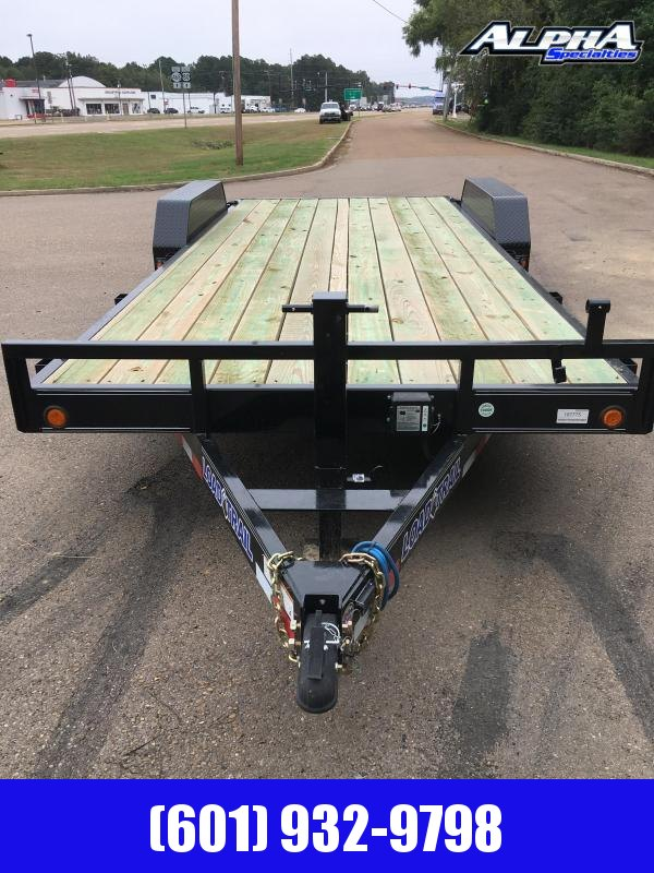 "2019 Load Trail  83"" x 20' Car / Racing Trailer 14K GVWR"