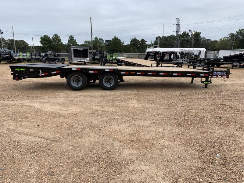 "2020 Load Trail 102"" x 25' Tandem Low-Pro Pintle Hook"