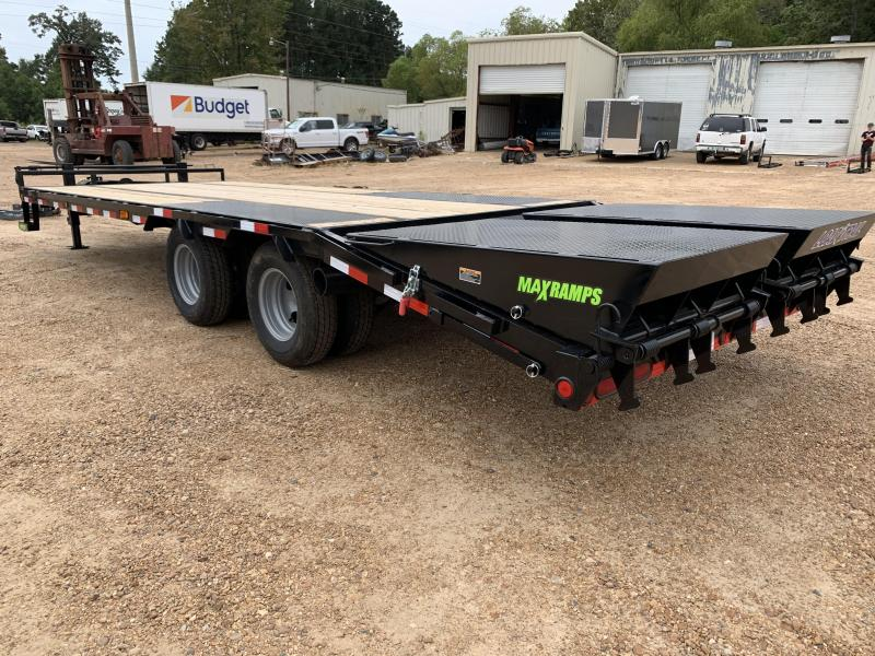 2020 Load Trail PP252 Equipment Trailer
