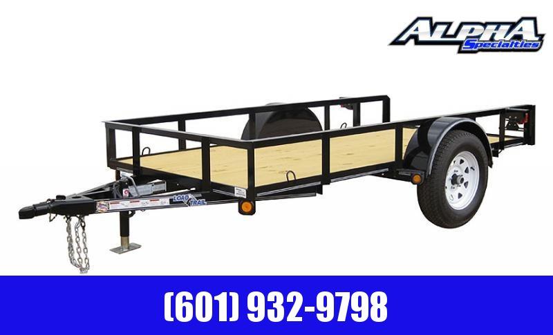 "2020 Load Trail SE03 - Single Axle (2"" x 3"" Angle Frame) Landscape 77 x 12 Utility Trailer 3K GVWR"