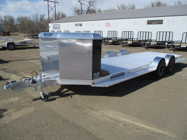 2021 Aluma 8222H-XL-TA-EL-R-RTD Car / Racing Trailer