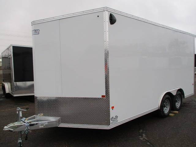 2020 EZ Hauler EZEC8X16CH-IF Enclosed Cargo Trailer