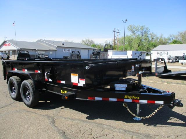 2020 Big Tex Trailers 14LD-14BK Dump Trailer