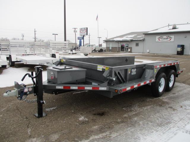 2020 B-B HDT1414E Equipment Trailer