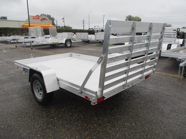 2020 Aluma 7810 Edge Series Deck Utility Trailer