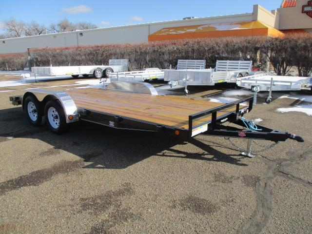 2020 PJ Trailers 4 in. Channel Carhauler Car / Racing Trailer