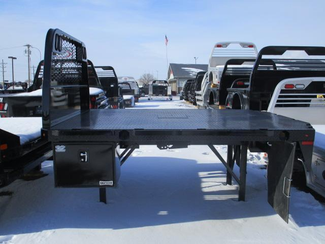 CLEARANCE 2018 Knapheide PGNB-96 Truck Bed