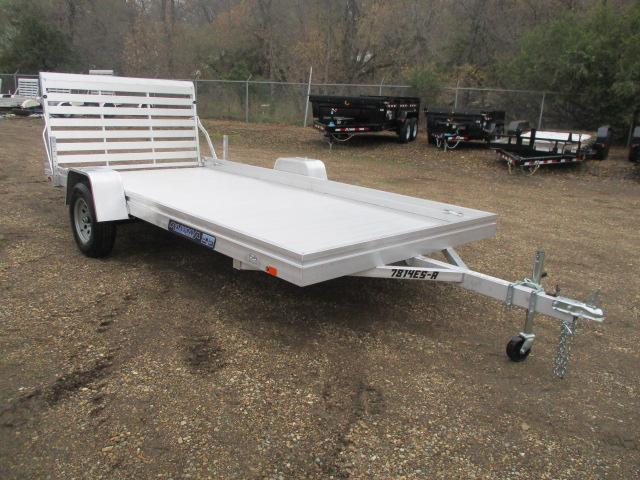 2020 Aluma 7814 Edge Series Utility Trailer