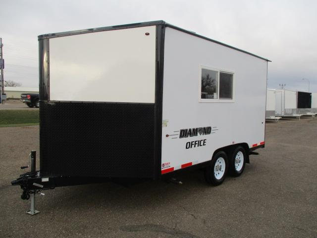 2018 Diamond Trailers 100 Series Office Trailer
