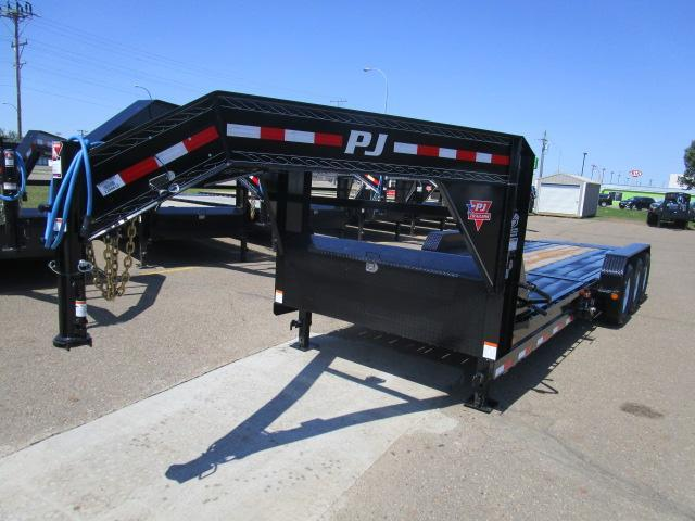 "2019 PJ Trailers 24' x 8"" Channel  Tilt Trailer"