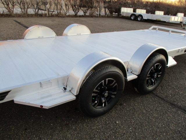 2020 Aluma 8220H-LP-TILT-TA-EL-R-RTD Car / Racing Trailer