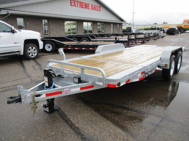 CLEARANCE 2019 Galvanized 20' Equipment Tilt Equipment Trailer