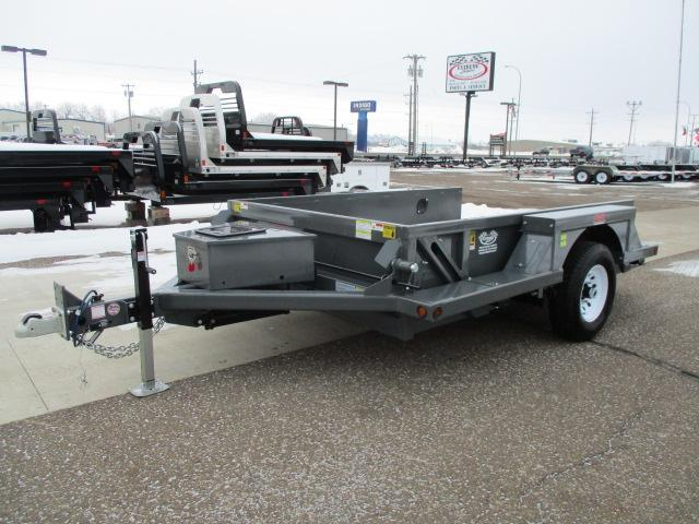 2020 B-B HDT1070E Equipment Drop Down Trailer