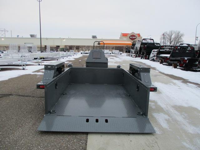 2020 B-B HDT1070E Equipment Drop Down Trailer