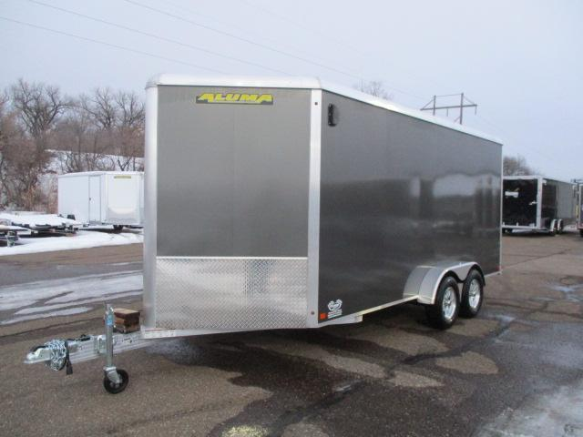 2021 Aluma AE716TAR Enclosed Cargo Trailer