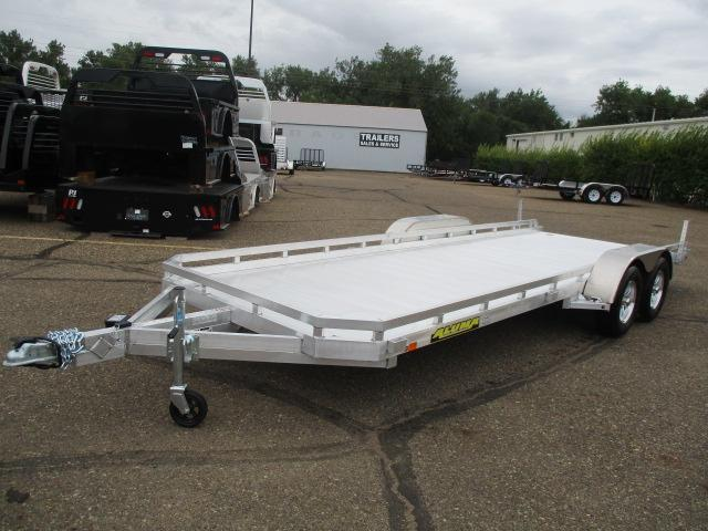 2020 Aluma 7820 R Tandem Axle Utility Trailer