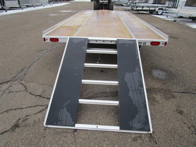 2019 Aluma 8622 Snowmobile Trailer