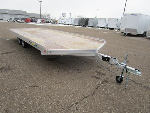 CLEARANCE 2019 Aluma 8622 Snowmobile Trailer