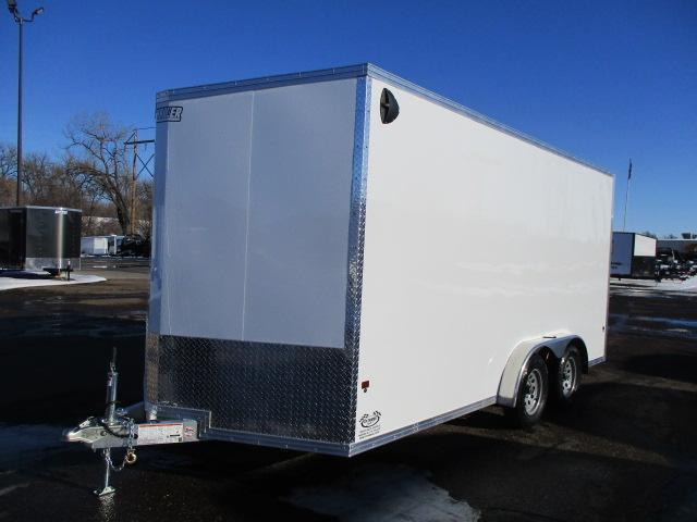 2020 EZ Hauler EZEC7.5X16-IF Enclosed Cargo Trailer
