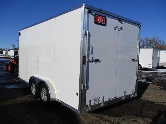 2020 EZ Hauler EZEC7.5X16-IF Enclosed Cargo Trailer
