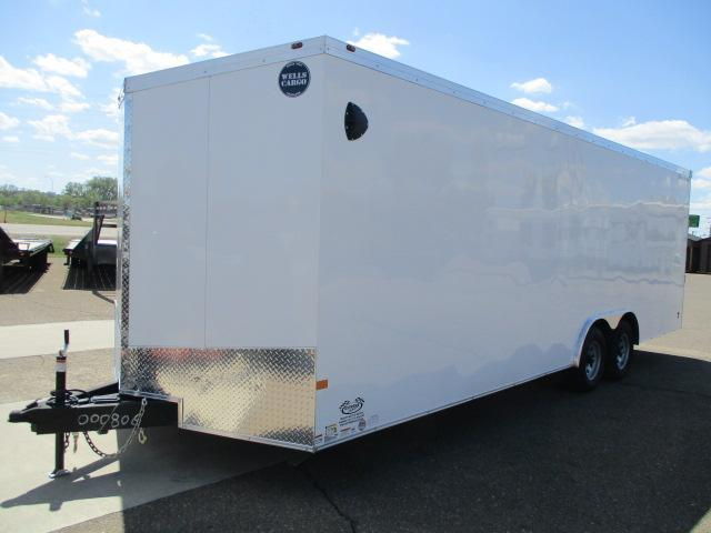 2020 Wells Cargo RFV8524T3 Enclosed Cargo Trailer
