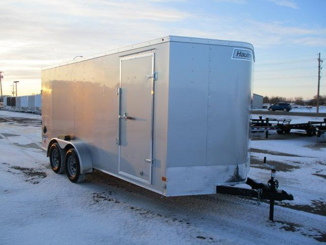 2020 Haulmark PP716T2-D Enclosed Cargo Trailer