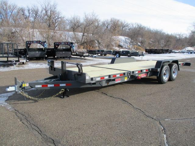 SPECIAL 2020 B-B TBCT2420ET-10K-XL Equipment Trailer