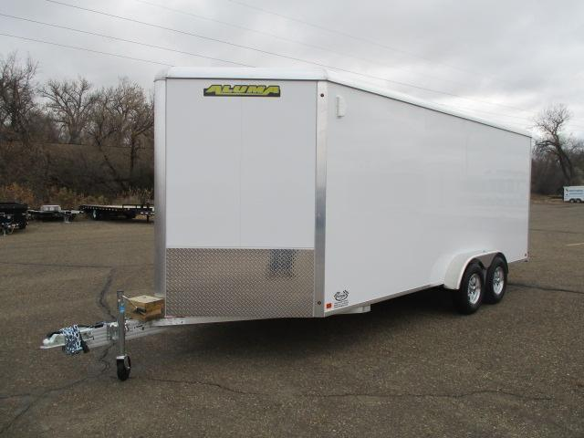 2020 Aluma AE718TAR Enclosed Cargo Trailer
