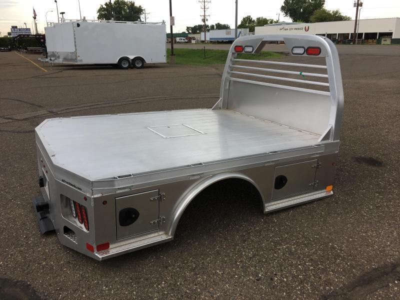 CLEARANCE 2019 PJ Truck Beds ALGS-02975642GM Truck Bed