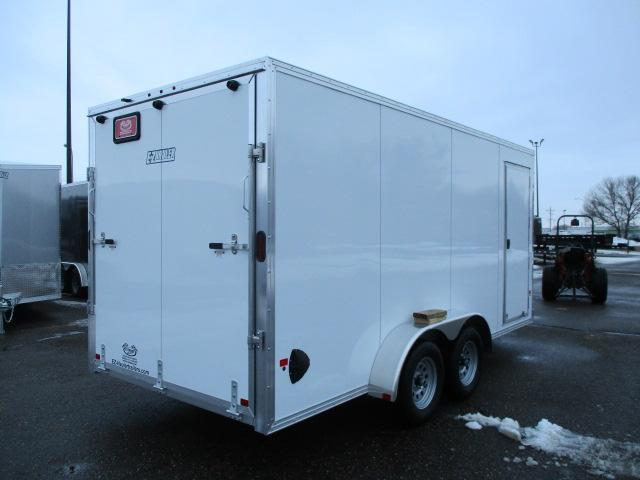 2020 EZ Hauler EZEC7X16 Enclosed Cargo Trailer