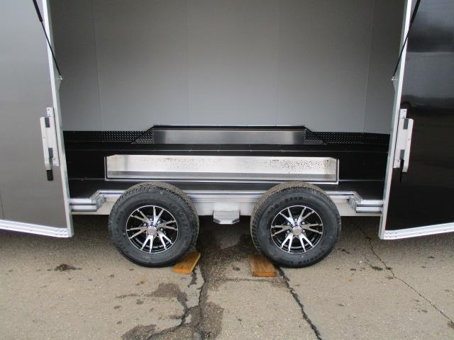 2020 Mission MCH8.5x24-AS All Sport Trailer Car Hauler/Snow Combo