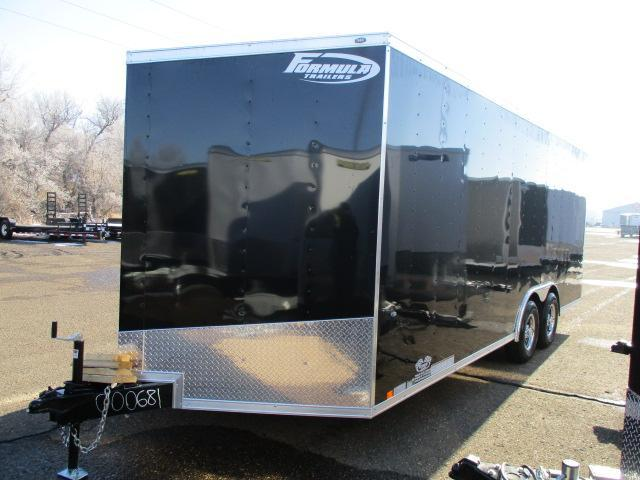 2019 Formula Trailers FSCAB8.5X20TE3FF Enclosed Cargo Trailer
