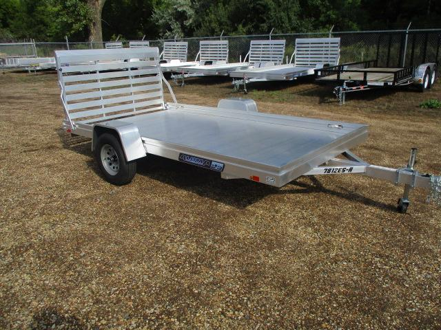 2020 Aluma 7812 Edge Series Utility Trailer