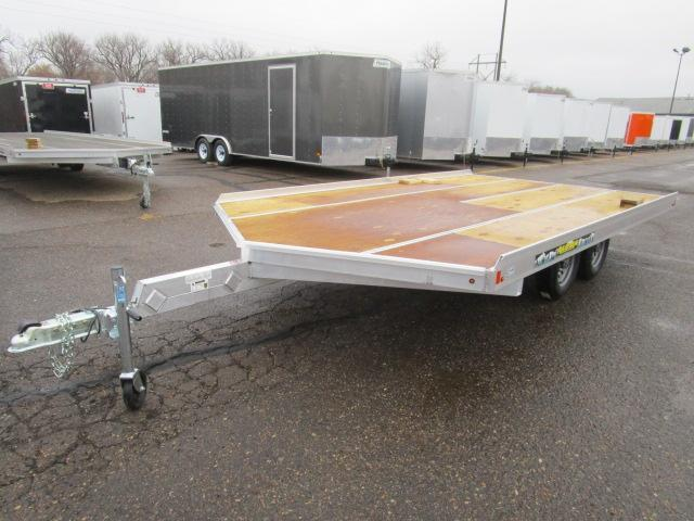 CLEARANCE 2018 Aluma 861413 Snowmobile Trailer