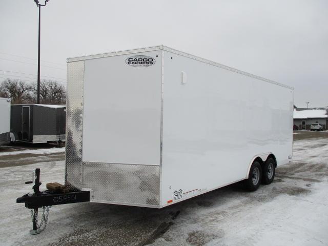 2020 Cargo Express XLW85X20TE3SE Enclosed Cargo Trailer