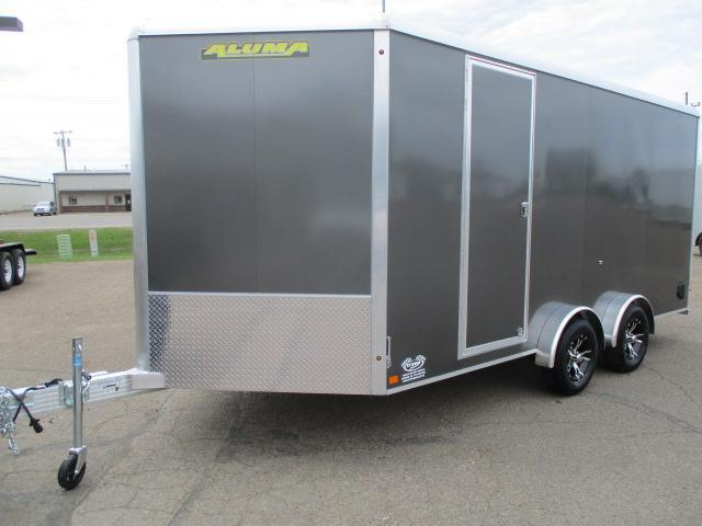 2021 Aluma AE7.516TAR Enclosed Cargo Trailer