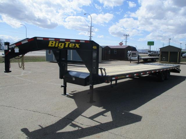 2020 Big Tex Trailers 14GN-25BK+5MR Equipment Trailer