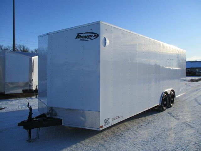 2020 Formula Trailers FSCAA8.5X24TE3FF Enclosed Cargo Trailer
