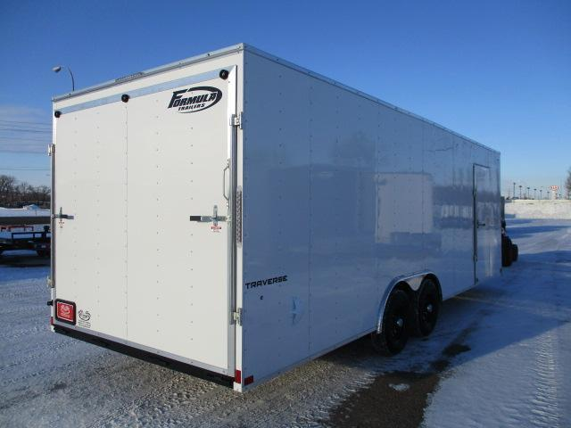 2020 Formula Trailers FSCAA8.5X24TE3FF Enclosed Cargo Trailer