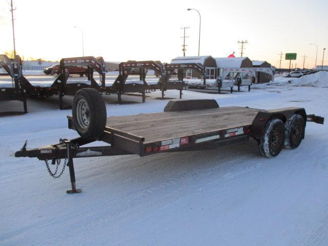2005 Roadmaster 18' Carhauler Car / Racing Trailer