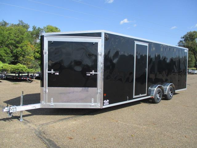 2020 EZ Hauler EZES7.5X22-ELITE Enclosed Snowmobile Trailer