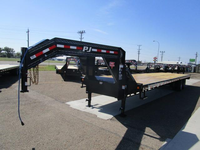 2019 PJ Trailers 36' Classic Flatdeck with Duals Trailer