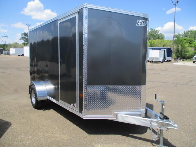 2019 EZ Hauler EZEC6X12SA-IF Enclosed Cargo Trailer