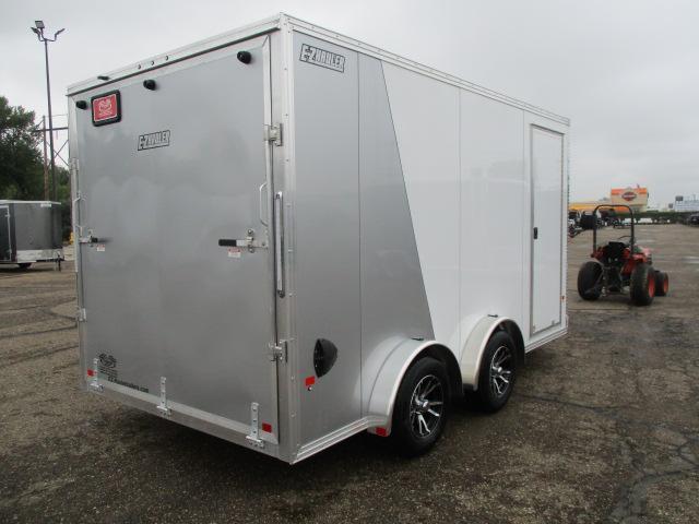 2020 EZ Hauler EZES7.5X14-ELITE Enclosed Snowmobile Trailer
