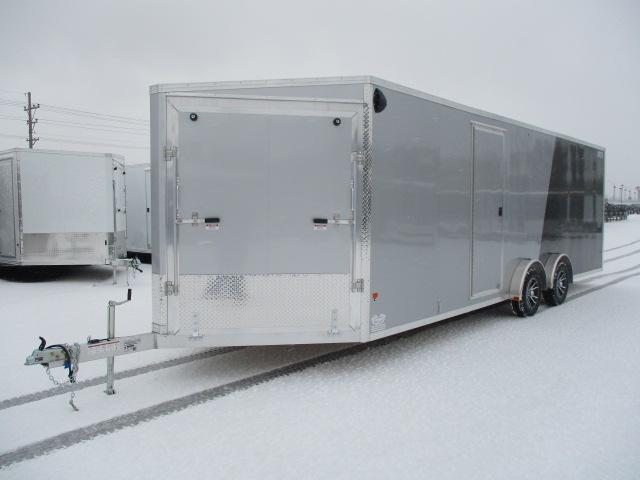 2020 EZ Hauler EZES7.5X24-ELITE Enclosed Snowmobile Trailer